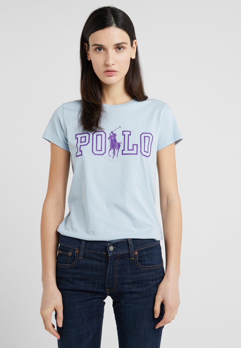 Polo Ralph Lauren - T-Shirt print - alpine blue
