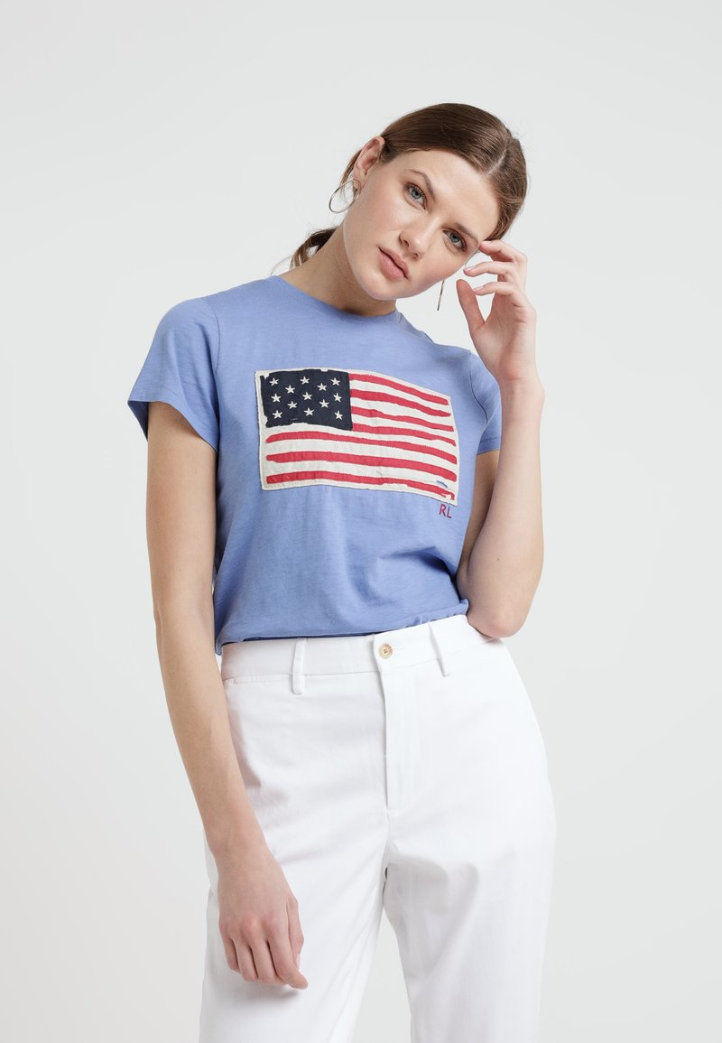 Polo Ralph Lauren - T-Shirt print - lake blue