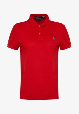RECYCLED - Polo - red