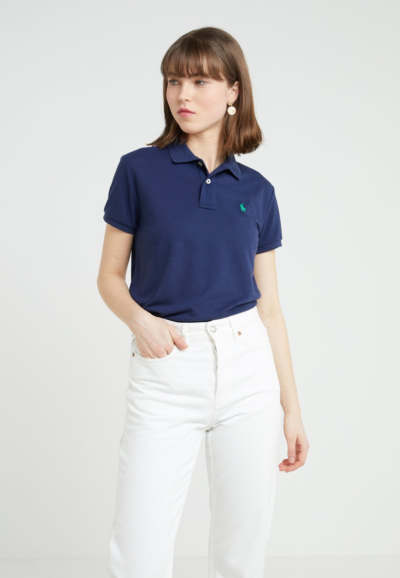 Polo Ralph Lauren - RECYCLED - Polo - newport navy
