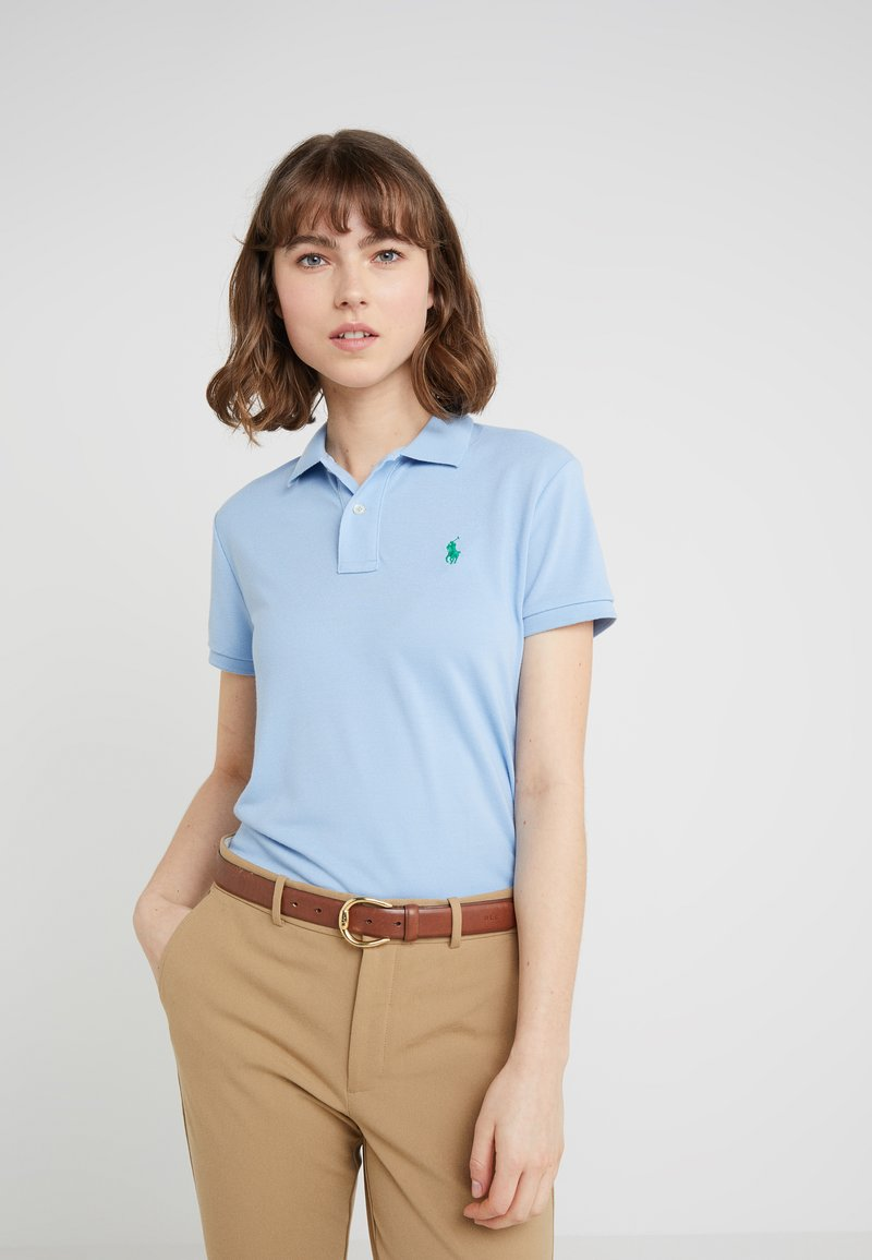 Polo Ralph Lauren - RECYCLED - Polotričko - baby blue
