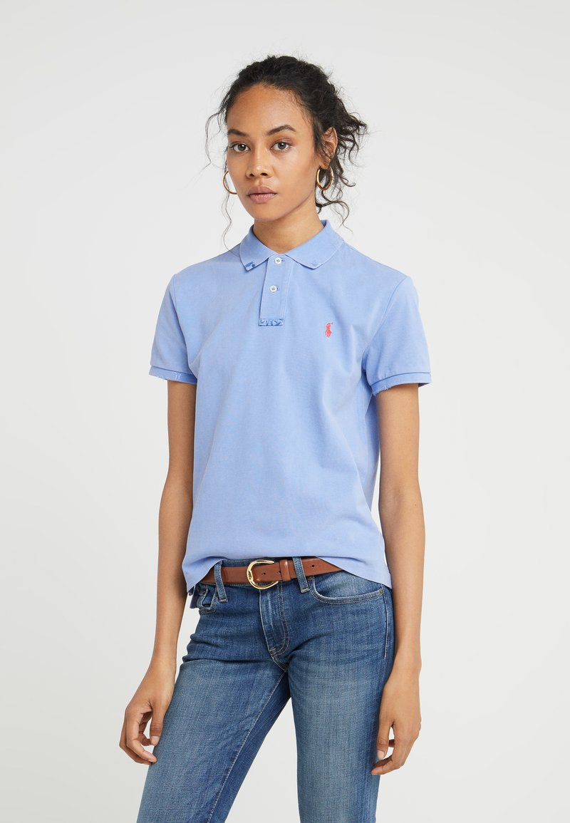 Polo Ralph Lauren - BASIC - Polo shirt - lake blue