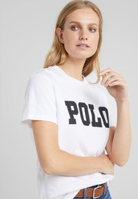 Polo Ralph Lauren - T-Shirt print - white - 3