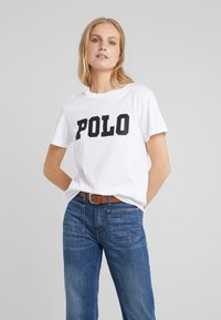 Polo Ralph Lauren - T-Shirt print - white - 0