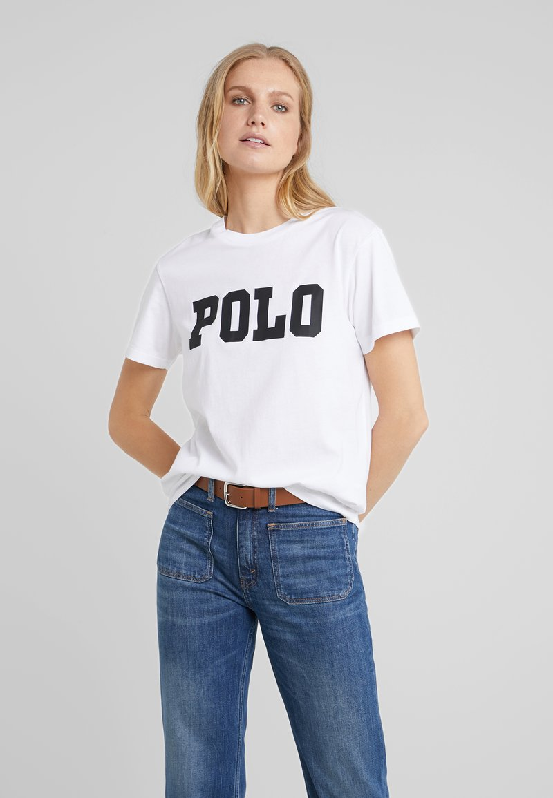 Polo Ralph Lauren - T-shirt imprimé - white