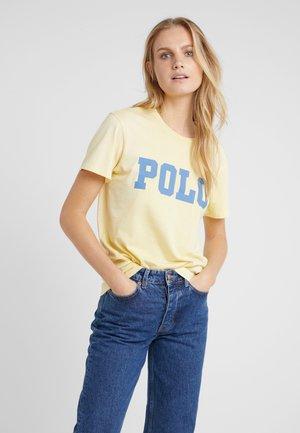 T-shirt med print - banana peel