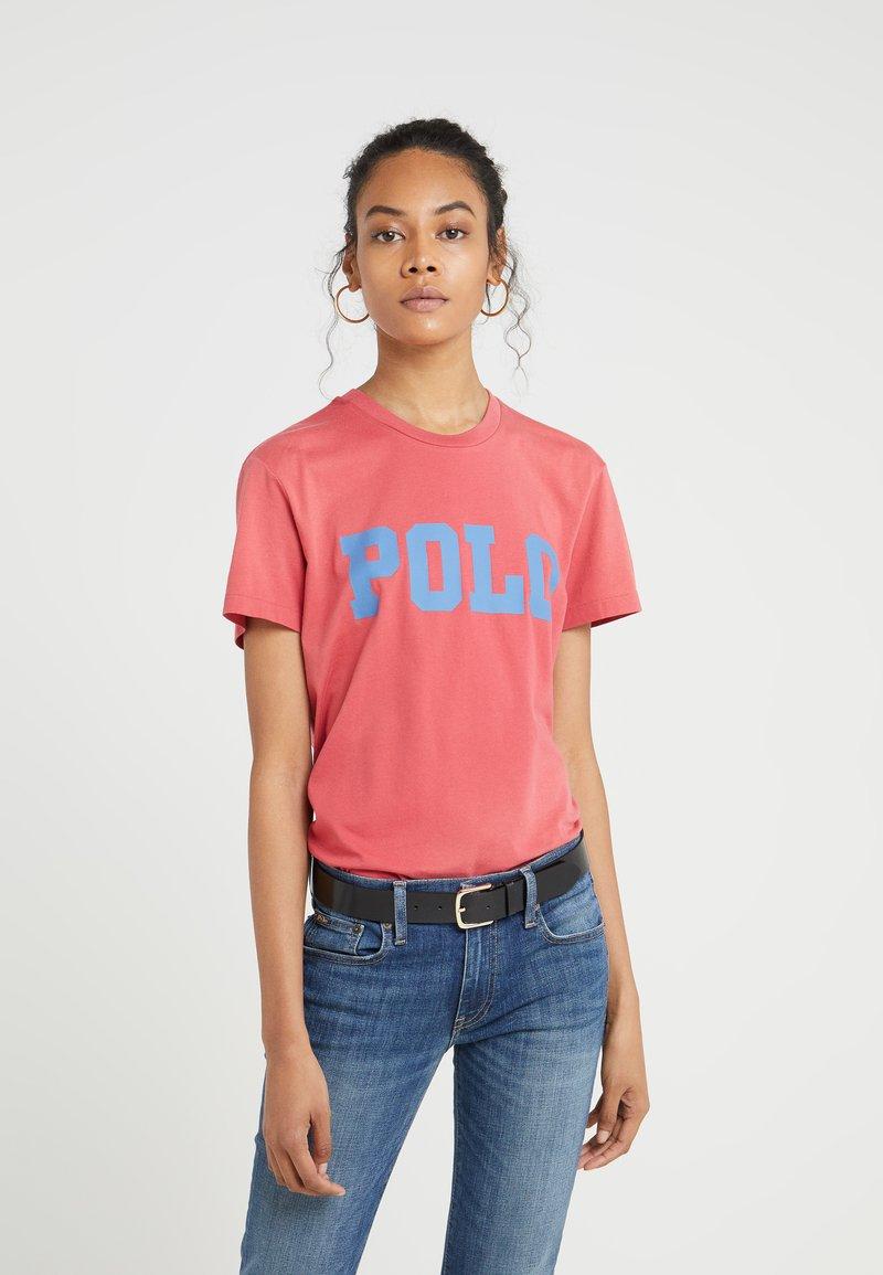 Polo Ralph Lauren - T-Shirt print - nantucket red