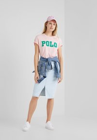 Polo Ralph Lauren - T-shirt con stampa - pink sand - 1