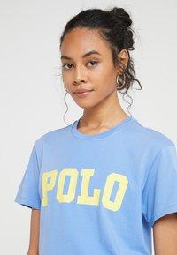 Polo Ralph Lauren - T-Shirt print - lake blue - 4