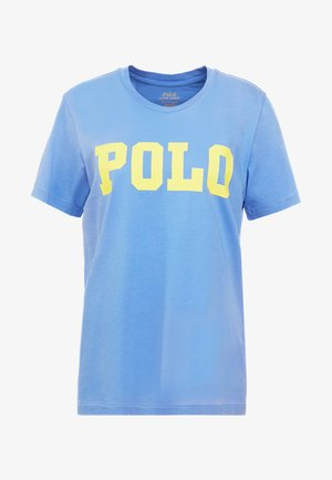 Camiseta estampada - lake blue