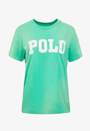 T-shirt imprimé - vineyard green