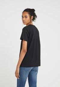 Polo Ralph Lauren - T-shirt z nadrukiem - black - 2