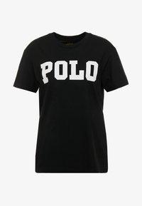 Polo Ralph Lauren - T-shirt z nadrukiem - black - 3