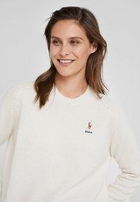 Polo Ralph Lauren - Jersey de punto - cream - 4