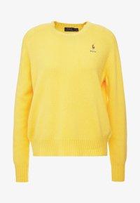 Polo Ralph Lauren - Jersey de punto - racing yellow - 3