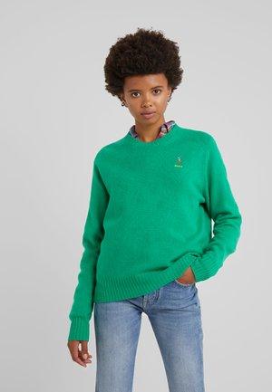 Jumper - stem green