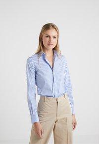 Polo Ralph Lauren - STRETCH  SLIM FIT - Overhemdblouse - white - 0
