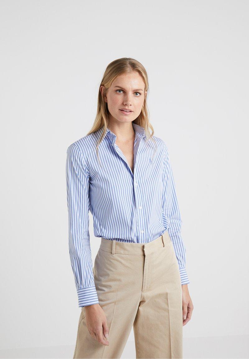 Polo Ralph Lauren - STRETCH  SLIM FIT - Overhemdblouse - white