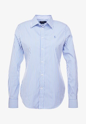 STRETCH  SLIM FIT - Button-down blouse - white