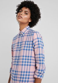 Polo Ralph Lauren - BRUSHED  - Camicia - pink/blue - 4