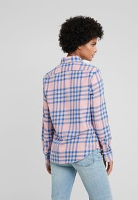 Polo Ralph Lauren - BRUSHED  - Camicia - pink/blue - 2