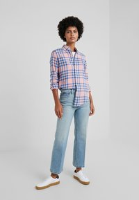 Polo Ralph Lauren - BRUSHED  - Camicia - pink/blue - 1
