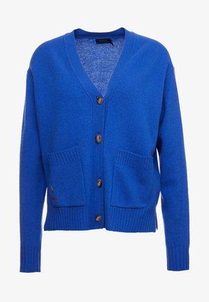 Cardigan - maidstone blue