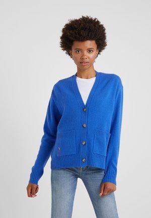 Strickjacke - maidstone blue