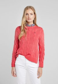 Polo Ralph Lauren - Jumper - rouge - 0