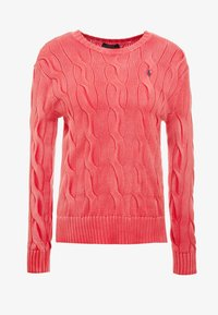 Polo Ralph Lauren - Jumper - rouge - 4
