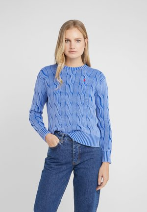 Pullover - maidstone blue