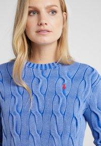 Polo Ralph Lauren - Jumper - maidstone blue - 5