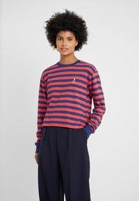 Polo Ralph Lauren - Top sdlouhým rukávem - freshwater/spring - 0