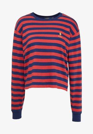 Langærmede T-shirts - freshwater/spring