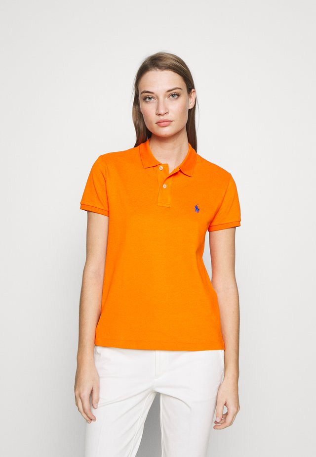 BASIC  - Polo - fiesta orange