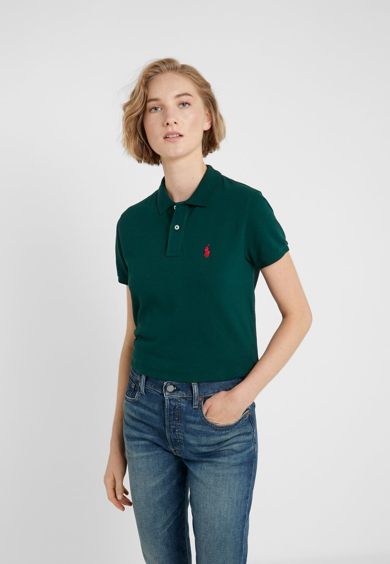 Polo Ralph Lauren - BASIC  - Poloshirt - hunt club green