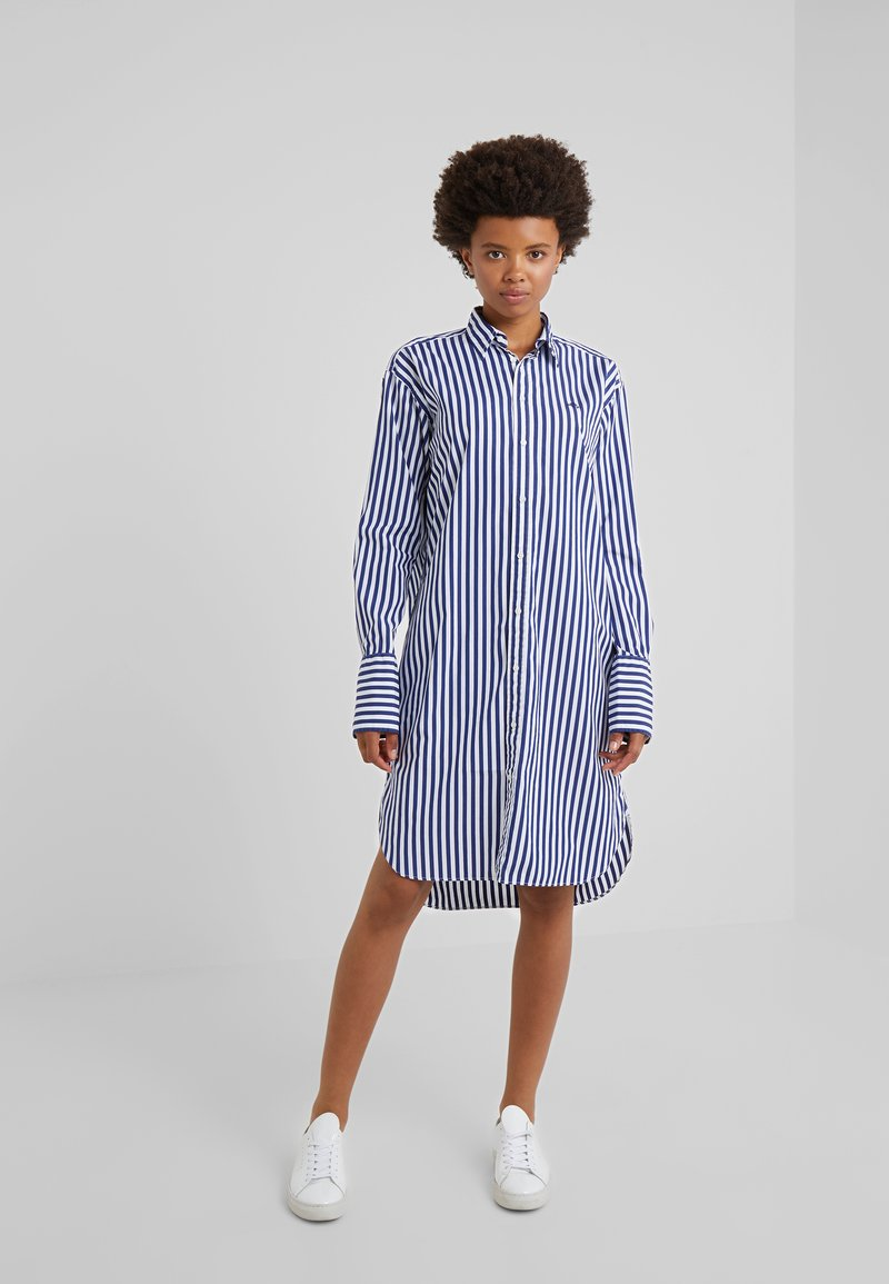 Polo Ralph Lauren - Shirt dress -  white/fall