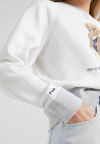 Polo Ralph Lauren - Sudadera - deckwash white - 3