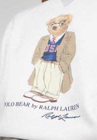 Polo Ralph Lauren - Sudadera - deckwash white - 5