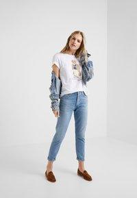 Polo Ralph Lauren - Print T-shirt - white - 1
