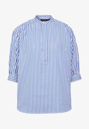 STRIPE - Pusero - blue/white