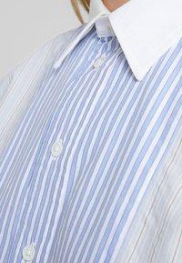 Polo Ralph Lauren - Button-down blouse - medium blue - 5