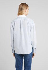 Polo Ralph Lauren - Button-down blouse - medium blue - 2