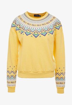 SEASONAL - Sweater - fall yellow