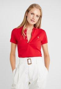 Polo Ralph Lauren - Polo shirt - red - 0