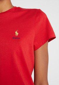 Polo Ralph Lauren - Jednoduché triko - red - 4