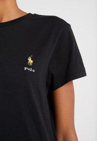 Polo Ralph Lauren - Camiseta básica - black - 5