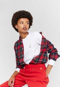 Polo Ralph Lauren - Camiseta de manga larga - white - 6