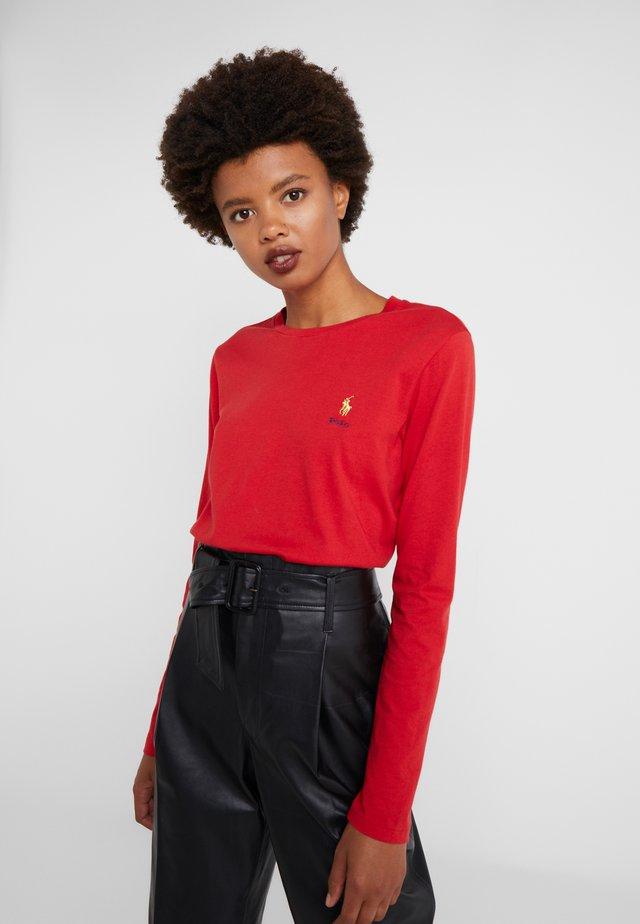 Maglietta a manica lunga - red