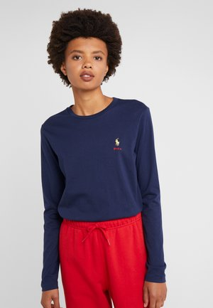 Long sleeved top - cruise navy